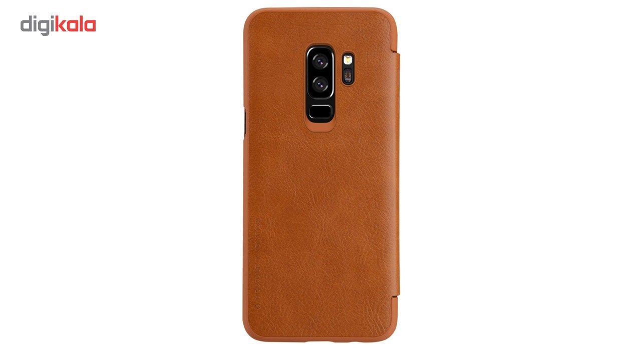 کیف کلاسوری نیلکین مدل Qin مناسب برای گوشی موبایل سامسونگ Galaxy S9 Plus main 1 1