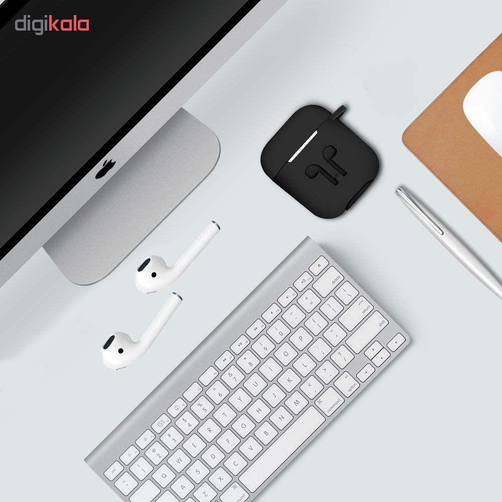 کاور محافظ مدل a.jmei مناسب برای کیس اپل Airpod main 1 7