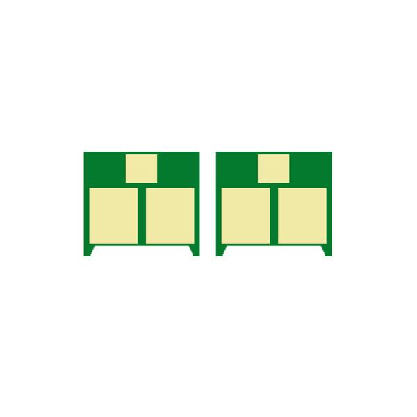 چیپ کارتریج مدل 725 بسته 2 عددی