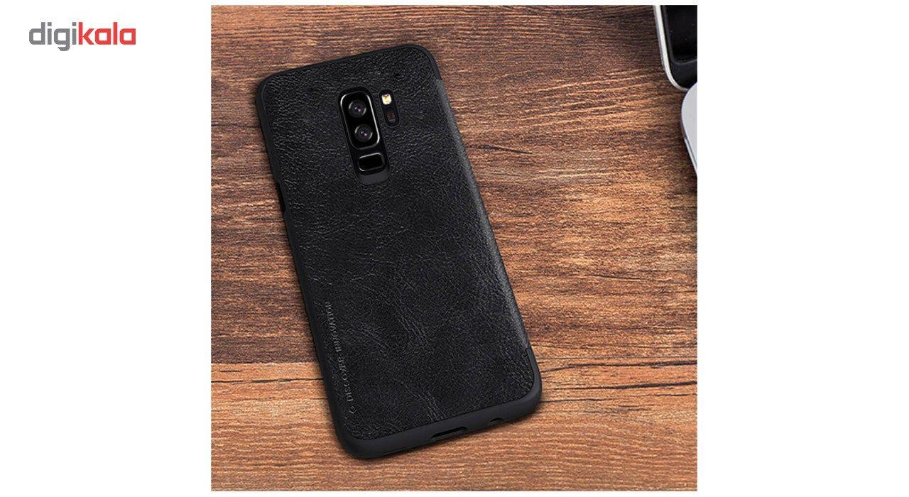 کیف کلاسوری نیلکین مدل Qin مناسب برای گوشی موبایل سامسونگ Galaxy S9 Plus main 1 2