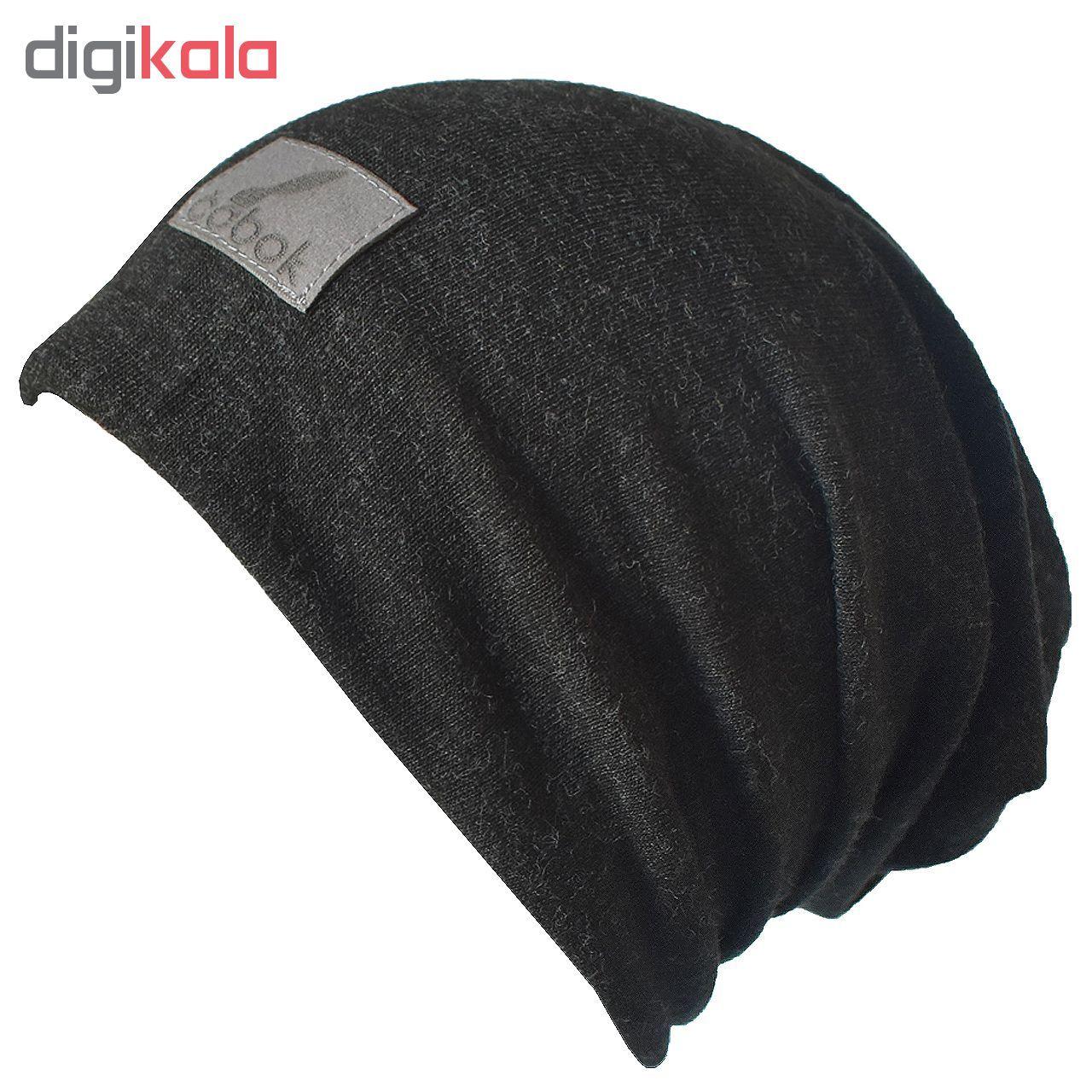 کلاه بافت چابوک مدل SCREW کد TY2018 main 1 1