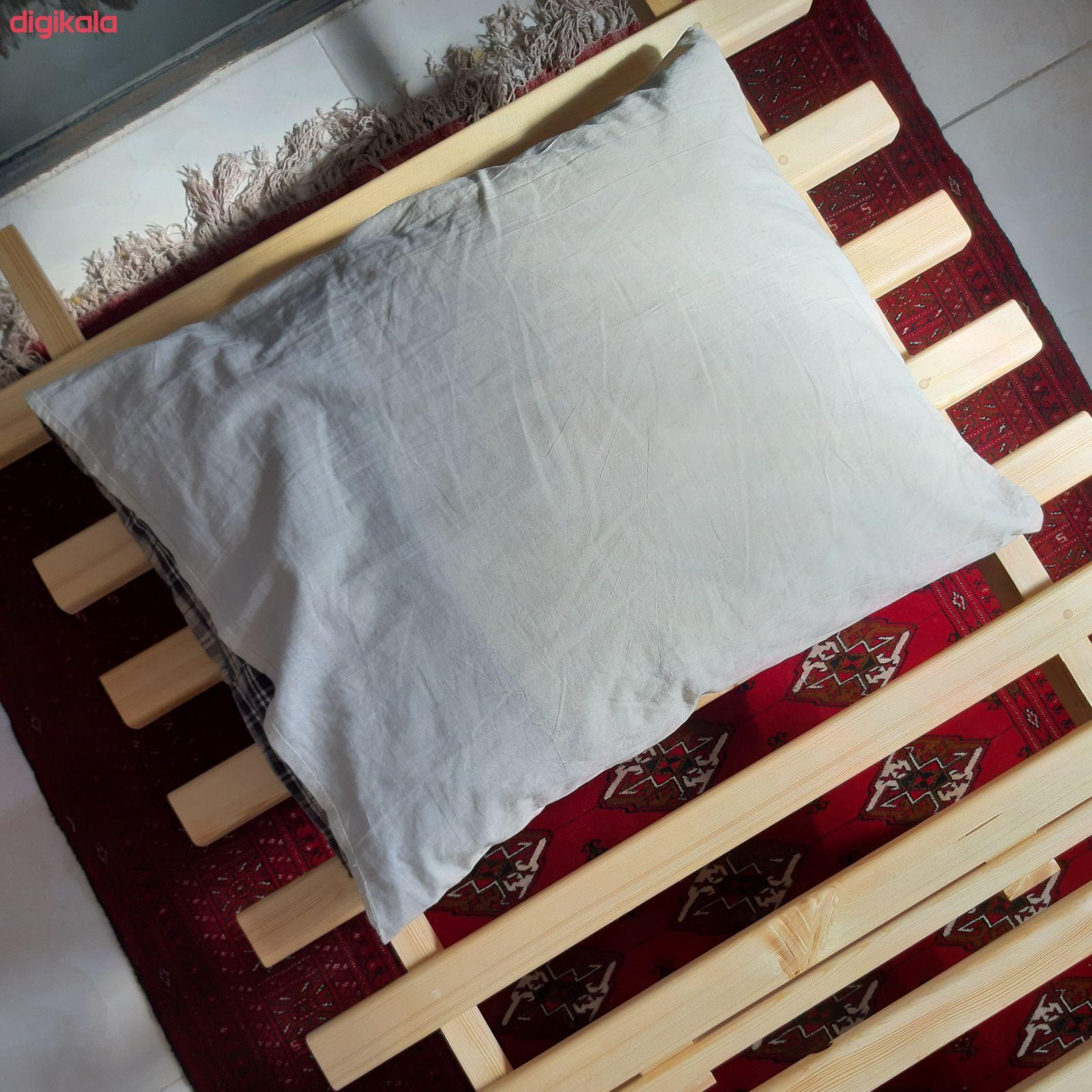 تخت خواب یک نفره مدل مینیمال سایز ۱۹۸ × ۹۰ سانتی متر main 1 1