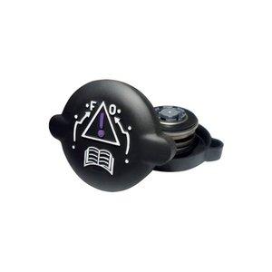 درب منبع انبساط رادیاتور پارت موتور مدل S2 مناسب برای پژو 405،سمند،پژو پارس