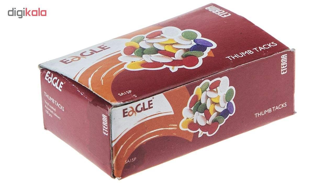 پونز ایگل مدل SA15P بسته 100 عددی