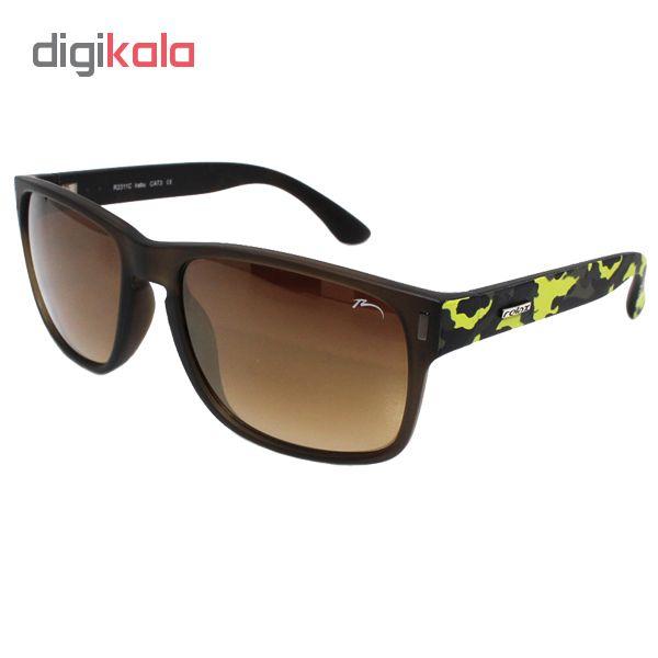 عینک آفتابی مردانه  ریلکس سری Irabu مدل R2311C