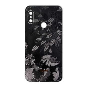 برچسب پوششی ماهوت مدل Wild-flower Texture مناسب برای گوشی  Xiaomi Mi A2 Lite-Redmi 6 Pro
