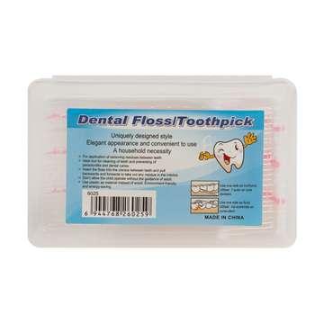 نخ دندان دنتال فلوس 25 عددی
