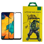 محافظ صفحه نمایش ایبیزا مدل IBI_GLS1H مناسب برای گوشی موبایل سامسونگ Galaxy M20