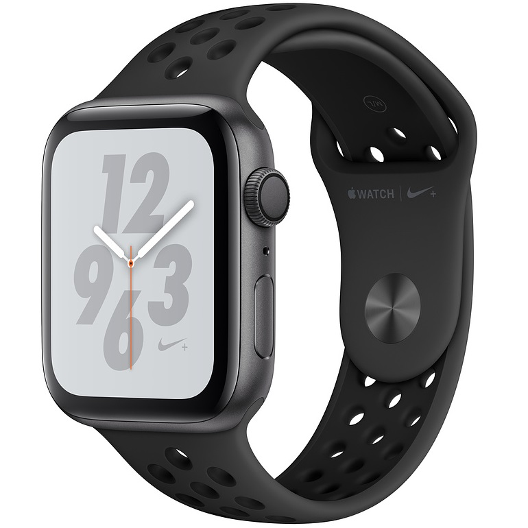 ساعت هوشمند اپل واچ 4 مدل Nike 44mm Aluminum Case with Nike Sport Band