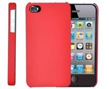 کاور موبایل دیسکاوری بای قرمز مخصوص آیفون 4S سری Thin