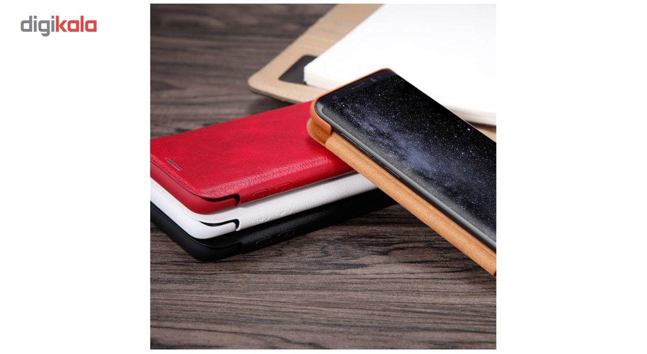 کیف کلاسوری نیلکین مدل Qin مناسب برای گوشی موبایل سامسونگ Galaxy S9 Plus main 1 5