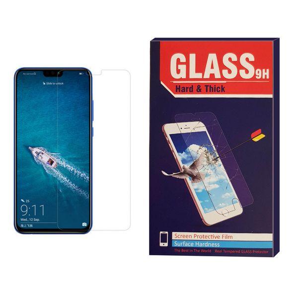 محافظ صفحه نمایش شیشه ای مدل Hard and Thick مناسب برای گوشی موبایل هوآوی  HONOR 8X