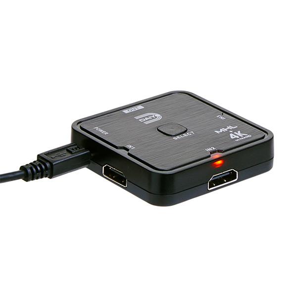 تقسیم کننده HDMI سه به یک اتوماتیک MHL دایو مدل HD531