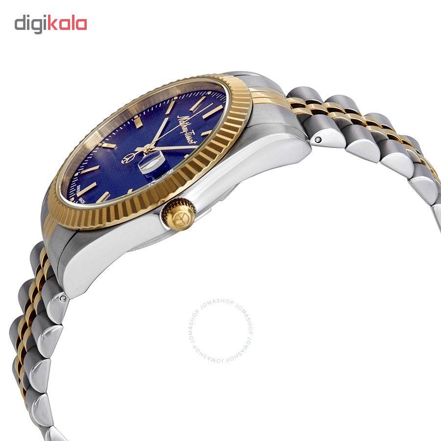 خرید ساعت مچی عقربه ای مردانه متی تیسوت H810BU