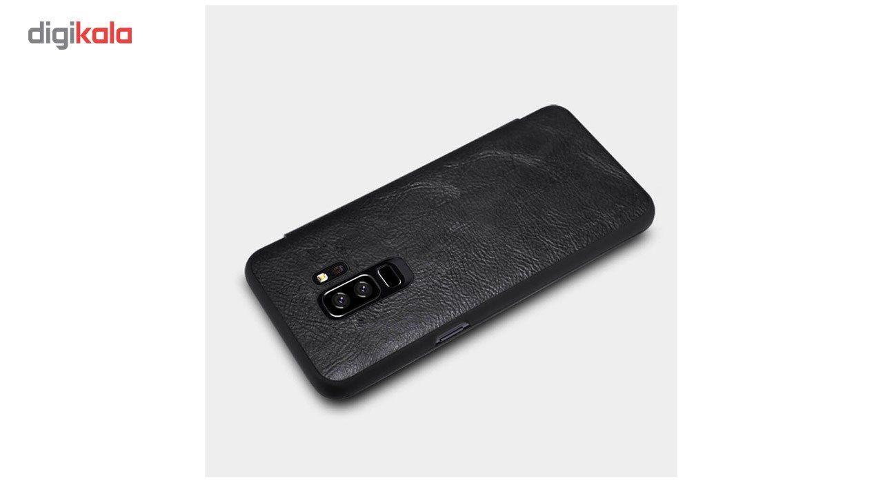کیف کلاسوری نیلکین مدل Qin مناسب برای گوشی موبایل سامسونگ Galaxy S9 Plus main 1 6