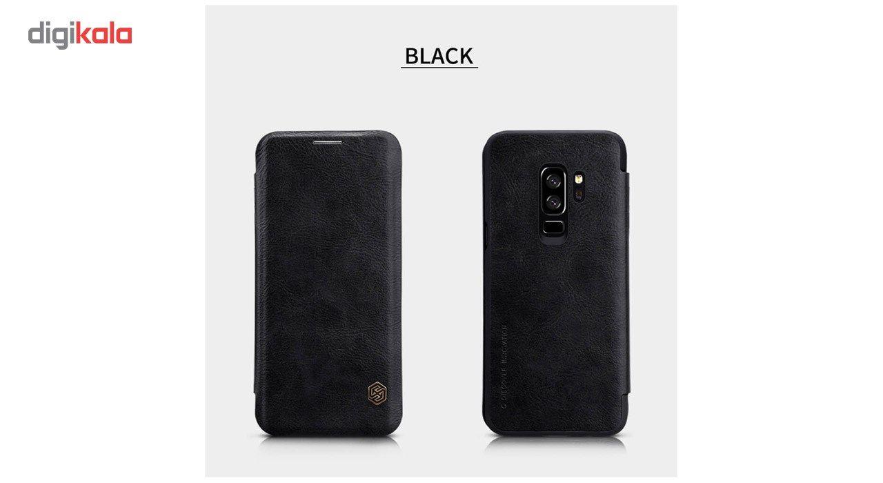 کیف کلاسوری نیلکین مدل Qin مناسب برای گوشی موبایل سامسونگ Galaxy S9 Plus main 1 7