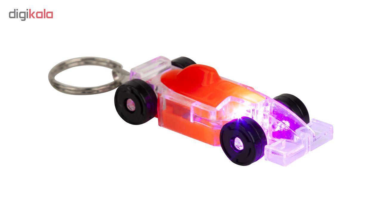 مسواک اسپارکل کودک به همراه محافظ مسواک و جاسوئیچی مدل BNTH01