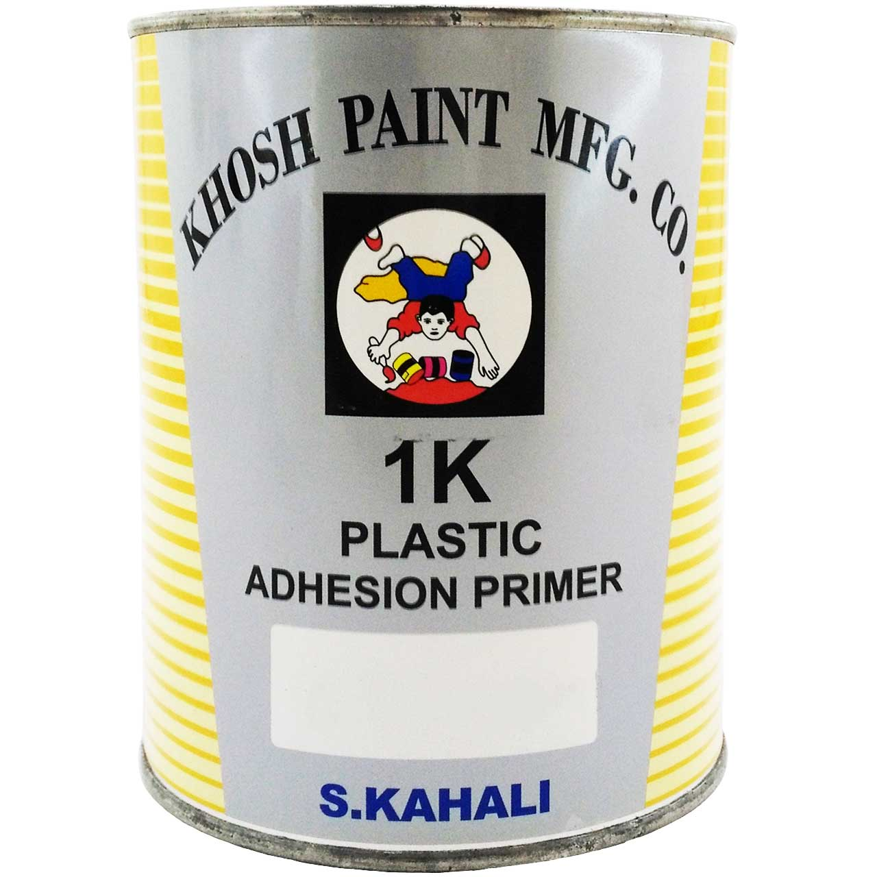 عکس رنگ آستر سطوح پلاستیک خوش مدل ADHESION PRIMER حجم 1000 میلی لیتر
