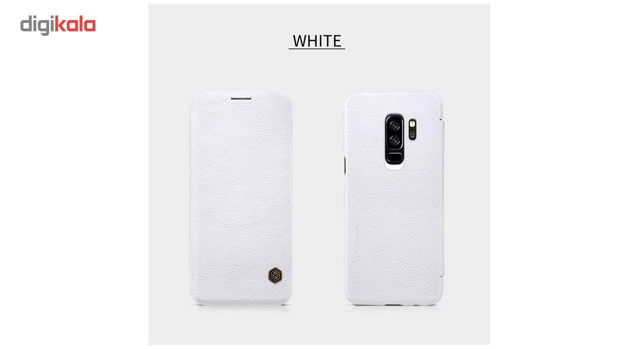 کیف کلاسوری نیلکین مدل Qin مناسب برای گوشی موبایل سامسونگ Galaxy S9 Plus main 1 9