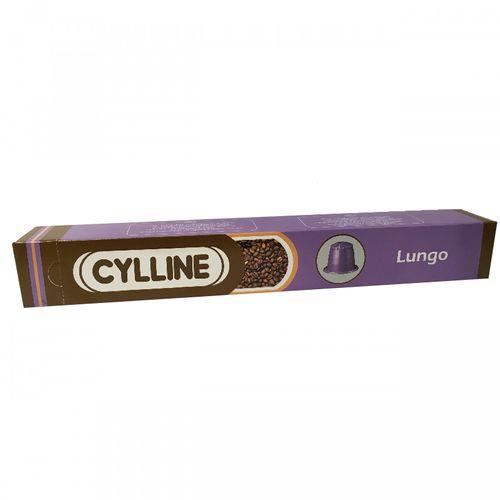 کپسول قهوه CYLLINE مدل Lungo