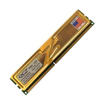 رم دسکتاپ DDR3 تک کاناله ۱۳۳۳ مگاهرتز CL9 او سی زد مدل platinum ظرفیت ۲ گیگابایت |