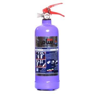 کپسول آتش نشانی سام  پودر و گاز 1 کیلوگرم