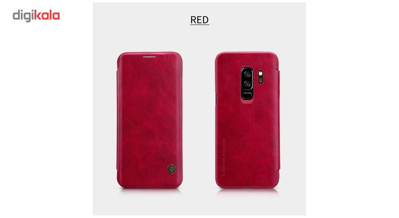 کیف کلاسوری نیلکین مدل Qin مناسب برای گوشی موبایل سامسونگ Galaxy S9 Plus main 1 11