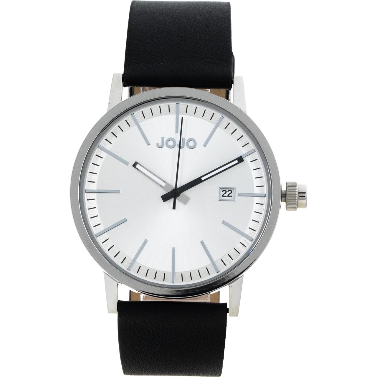 ساعت مچی عقربه ای مردانه نچرالی ژوژو مدل JO90006.80F