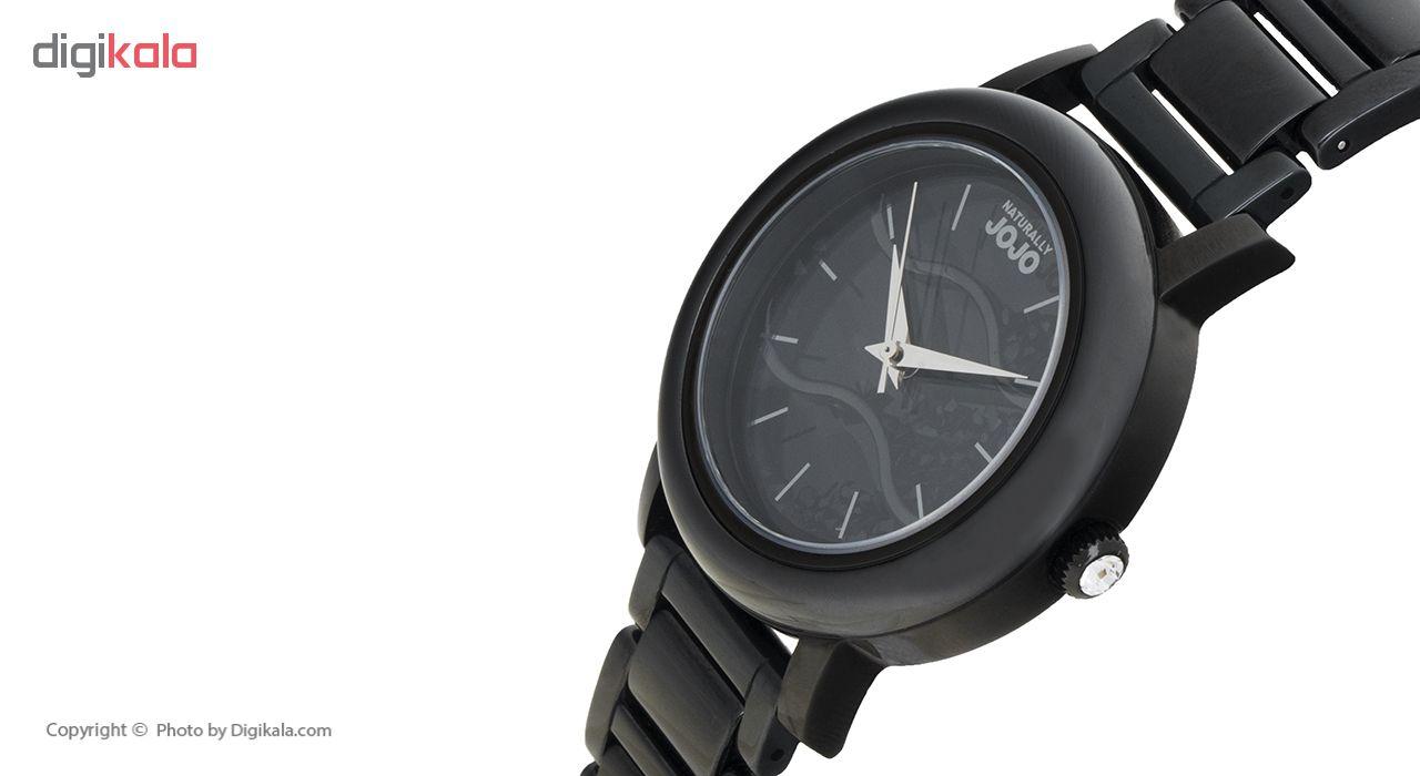 ساعت مچی عقربه ای زنانه نچرالی ژوژو مدل JO96791.B