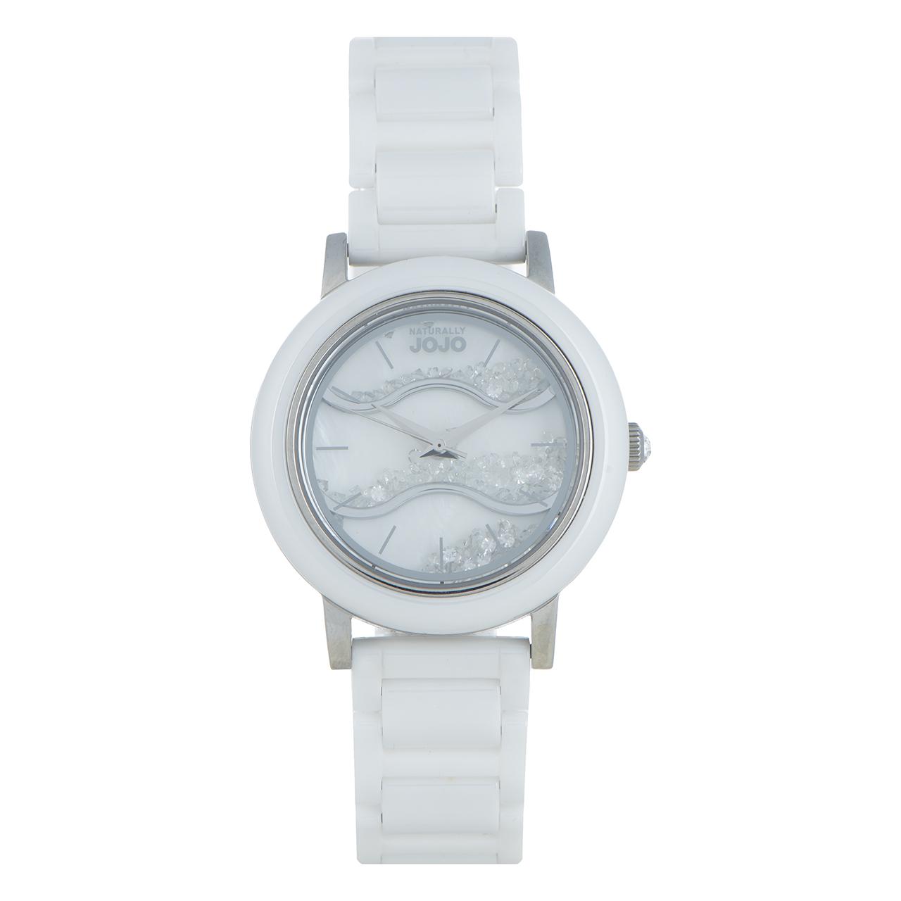 ساعت مچی عقربه ای زنانه نچرالی ژوژو مدل JO96791.A