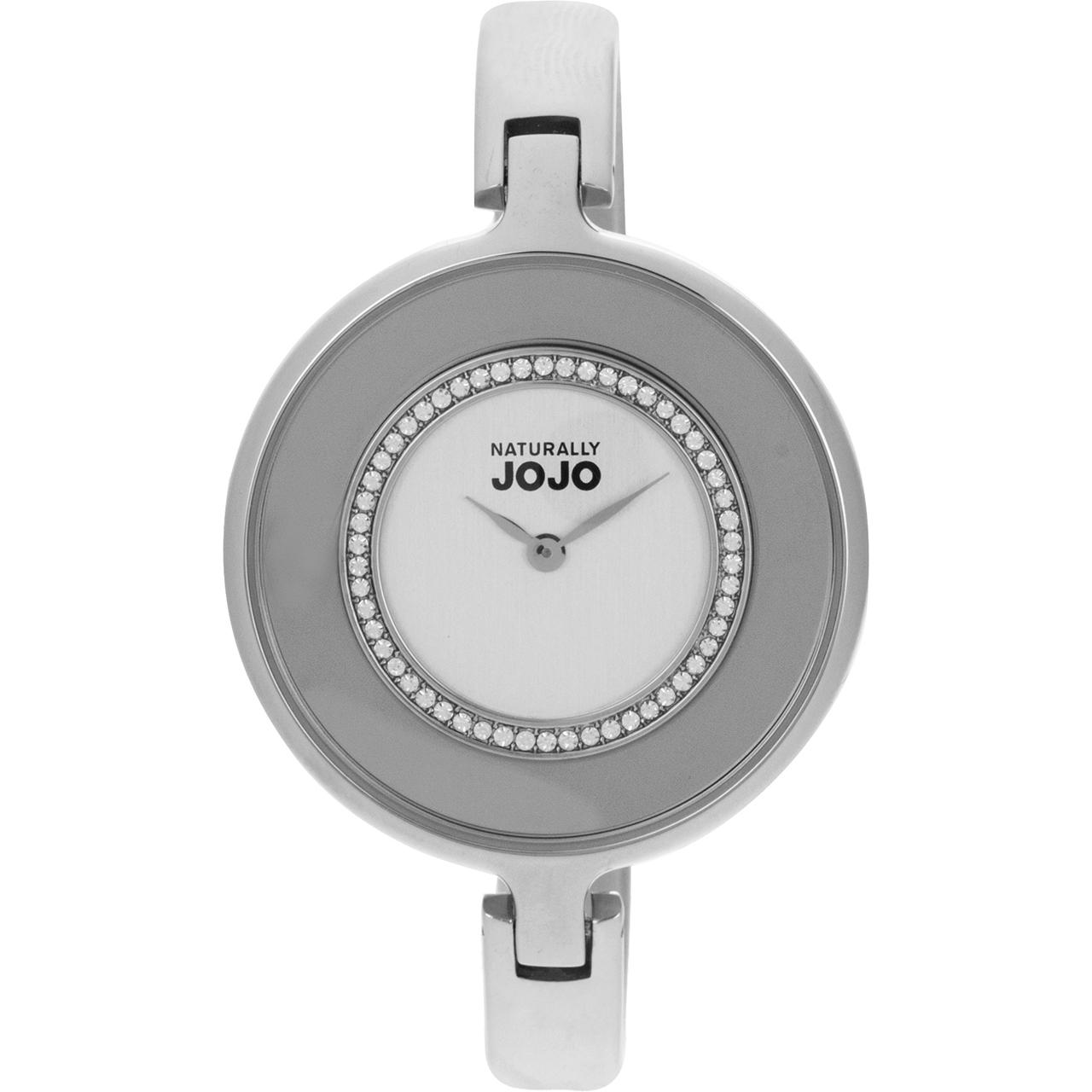 ساعت مچی عقربه ای زنانه نچرالی ژوژو مدل JO96678.80F