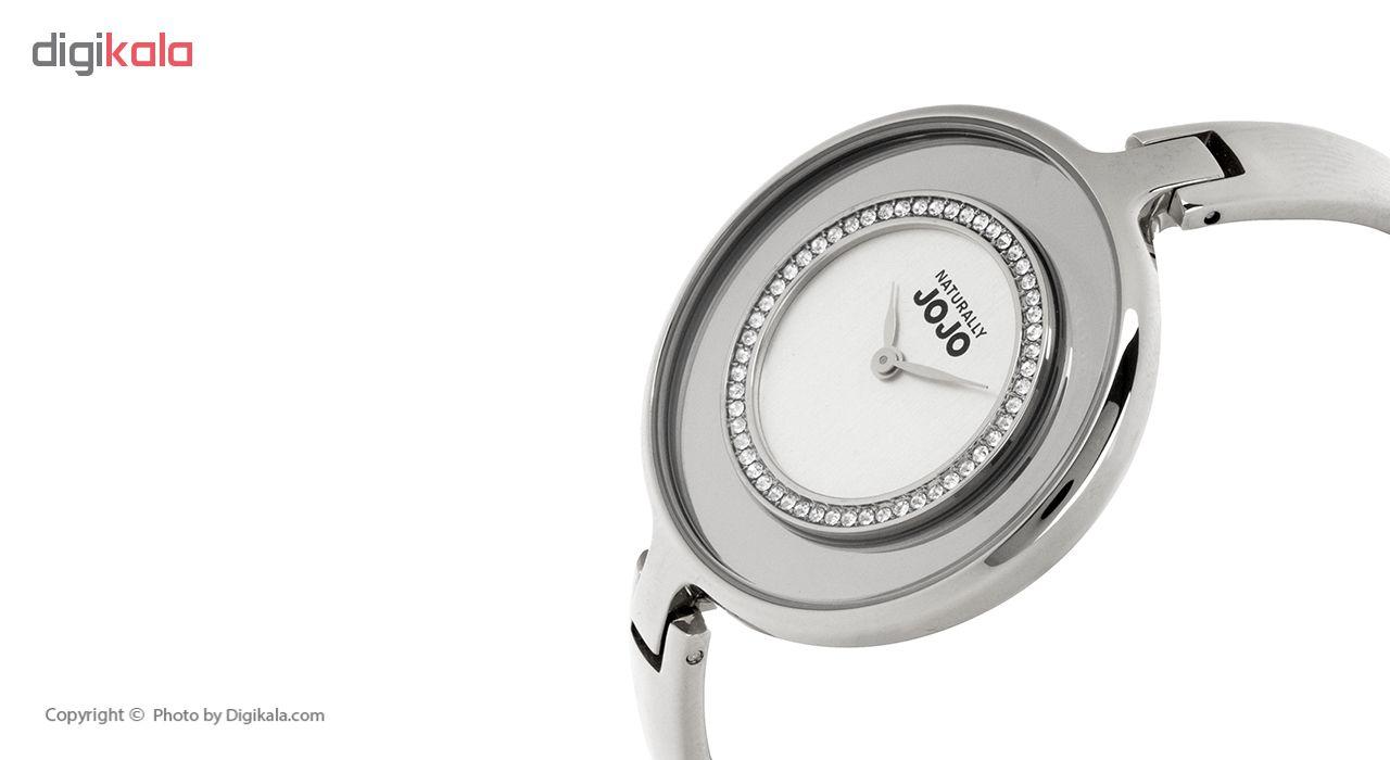 ساعت مچی عقربه ای زنانه نچرالی ژوژو مدل JO96678.80F              ارزان