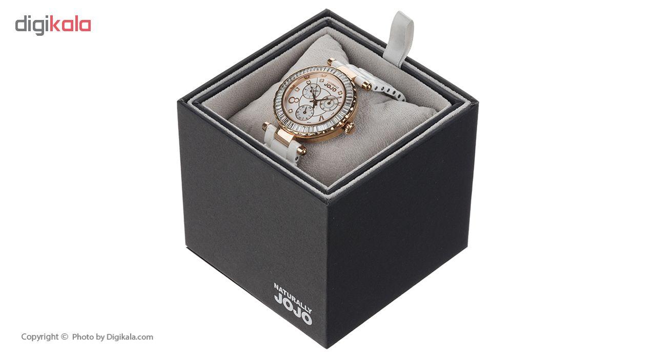 ساعت مچی عقربه ای زنانه نچرالی ژوژو مدل JO96680.80R              ارزان
