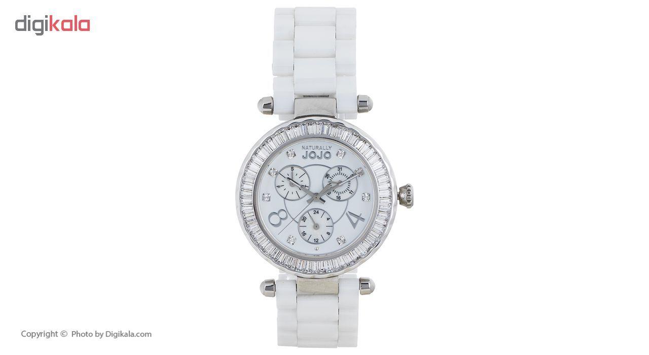 ساعت مچی عقربه ای زنانه نچرالی ژوژو مدل JO96680.80