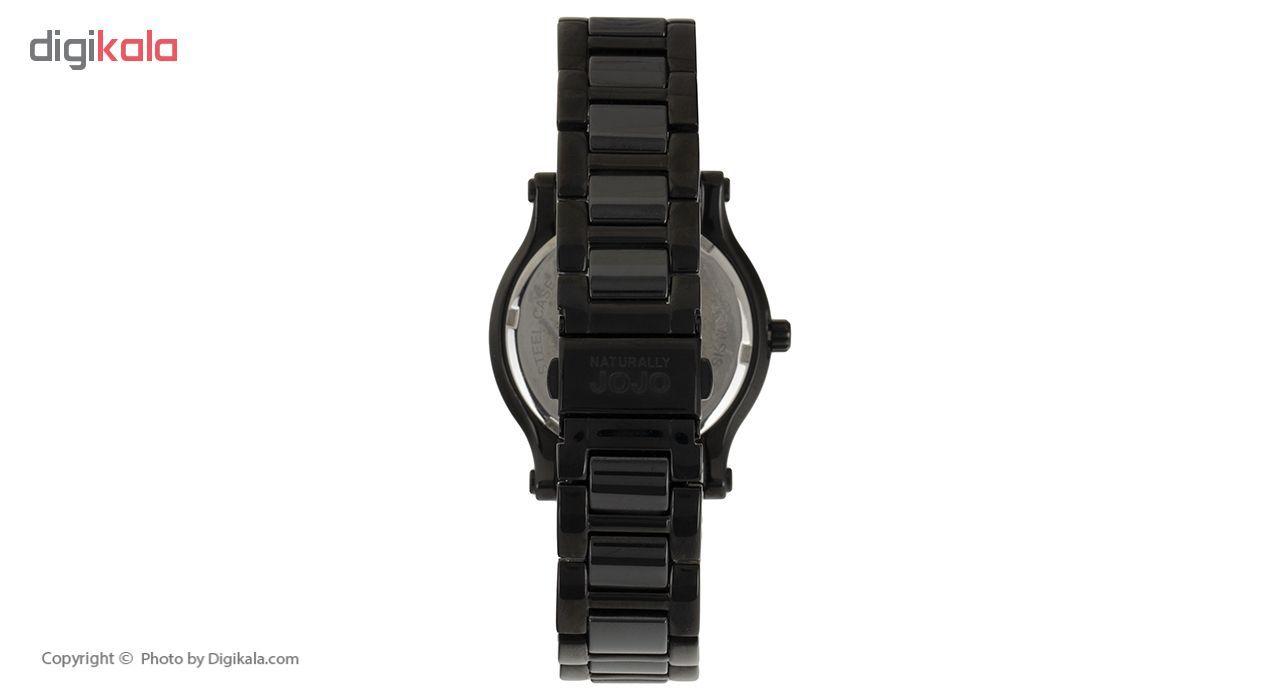 ساعت مچی عقربه ای زنانه نچرالی ژوژو مدل JO96738.88F