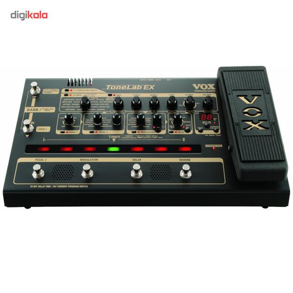قیمت                      افکت ووکس مدل Tonelab EX              ⭐️⭐️⭐️