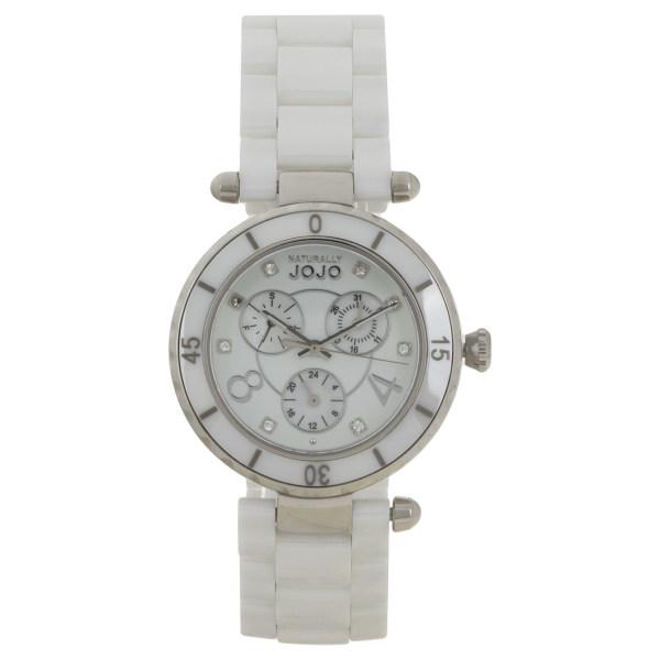 ساعت مچی عقربه ای زنانه نچرالی ژوژو مدل JO96683.80F