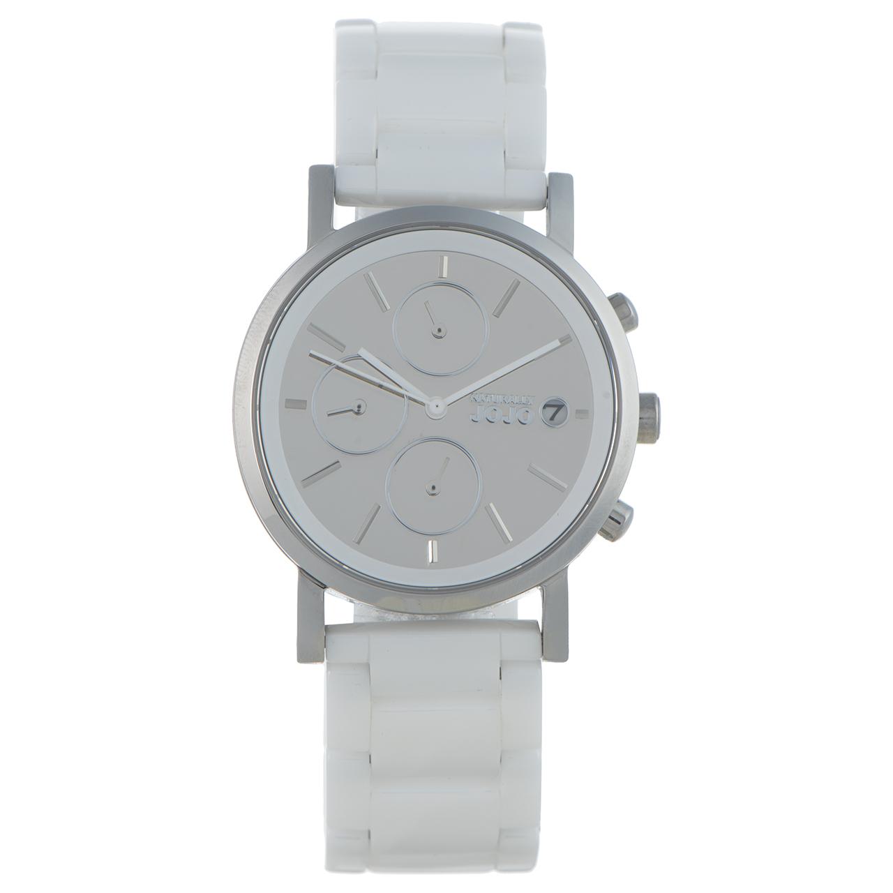 ساعت مچی عقربه ای زنانه نچرالی ژوژو مدل JO96873.00F