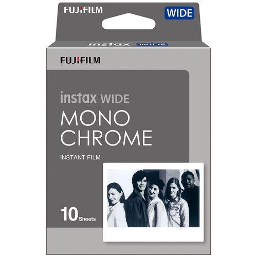 فیلم چاپ سریع فوجی فیلم مدل Instax WIDE Monochrome