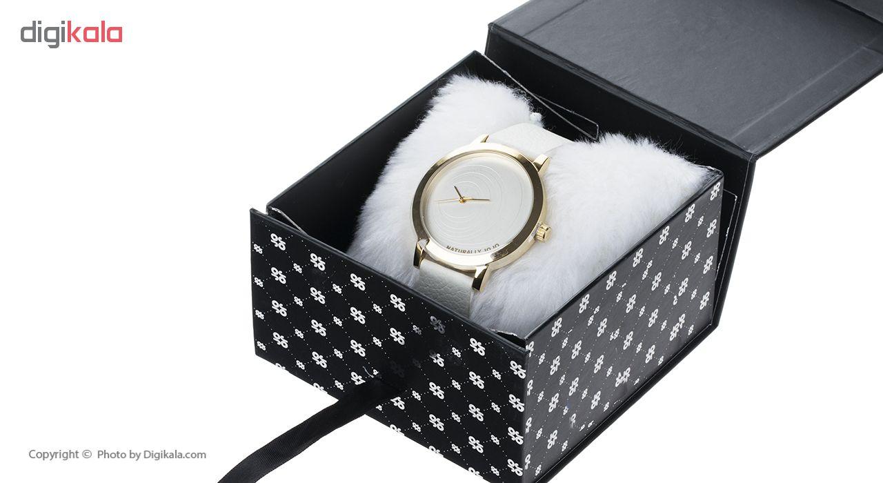 ساعت مچی عقربه ای زنانه نچرالی ژوژو مدل JO95200.80K              ارزان