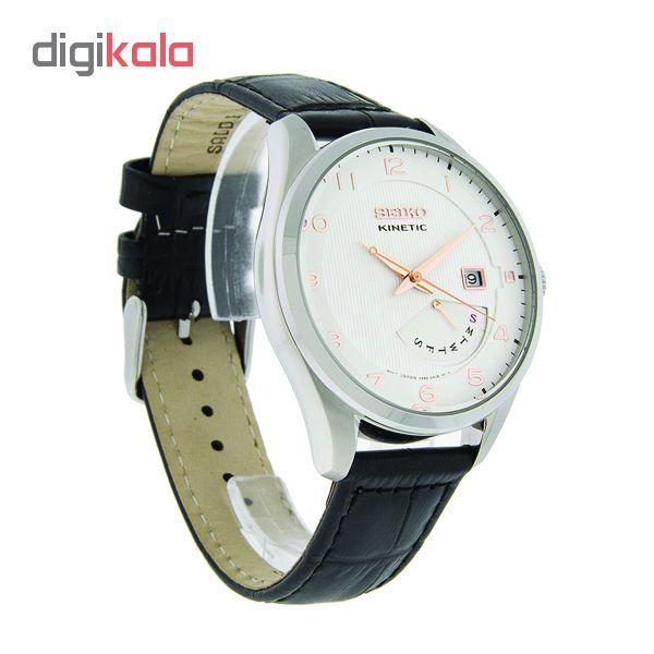 خرید ساعت مچی عقربه ای مردانه سیکو مدل SRN049P1