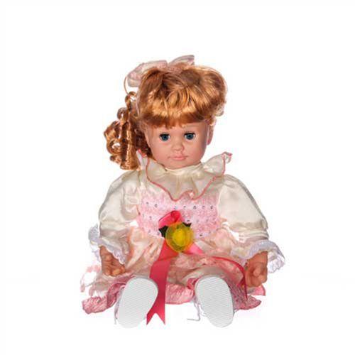 عروسک  سخنگو عسل مدل ah.33033