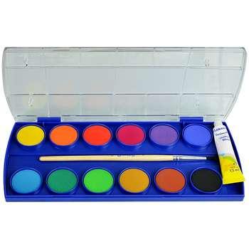 آبرنگ 12 رنگ پلیکان کد 721258