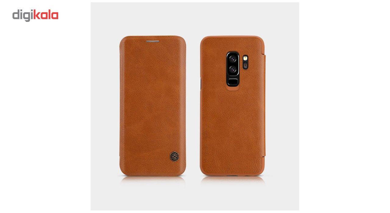 کیف کلاسوری نیلکین مدل Qin مناسب برای گوشی موبایل سامسونگ Galaxy S9 Plus main 1 13