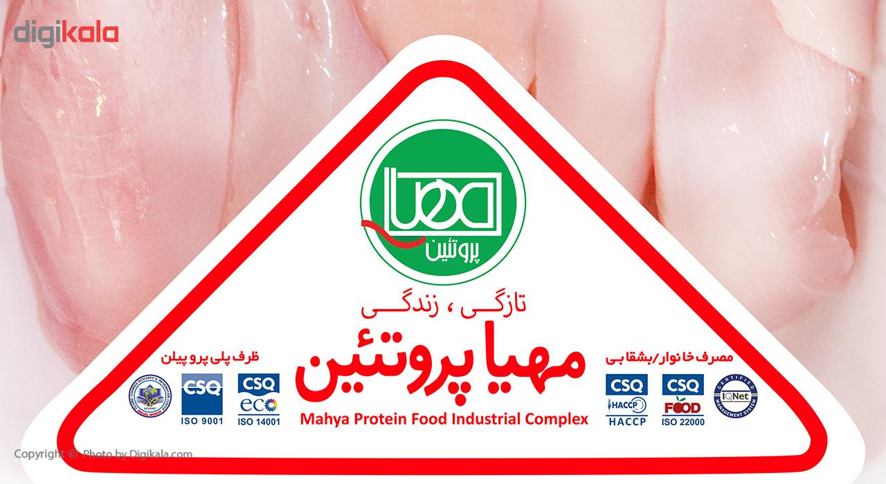 فیله سینه مرغ مهیا پروتئین مقدار 900 گرم main 1 2