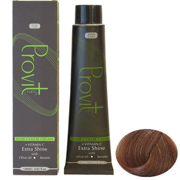 رنگ مو پرویت سری طبیعی ویژه شماره 7.00 حجم 120 میلی لیتر رنگ بلوند متوسط
