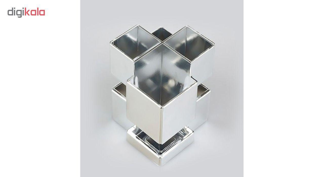 استند لوازم آرایشی مدل Lux box main 1 12