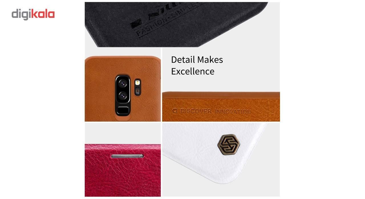 کیف کلاسوری نیلکین مدل Qin مناسب برای گوشی موبایل سامسونگ Galaxy S9 Plus main 1 15
