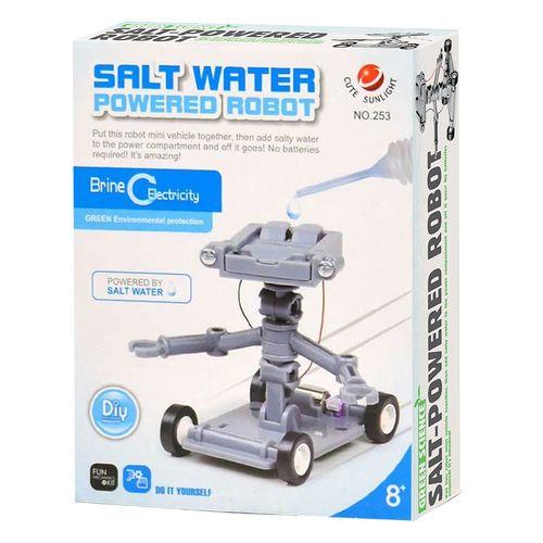 ربات کیوت مدل salt water253