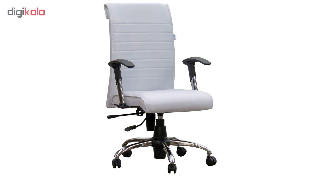 صندلی اداری اوان کد K320L چرمی main 1 2